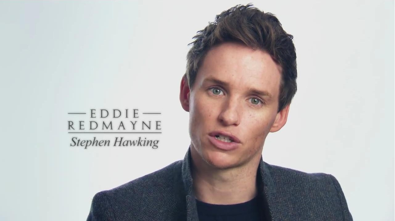 eddie redmayne stephen hawking comparison. imageie interview felicity jones about starring opposite eddie redmayne in her latest role as jane hawking stephenu0027s wife the oscarbuzz movie stephen comparison