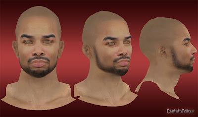NBA 2K13 Jerryd Bayless Cyberface Mod