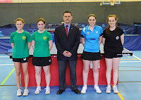 Final juvenil dobles femeninos 2013