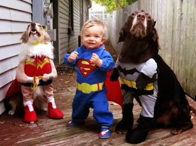 Cosplay Superman Criança