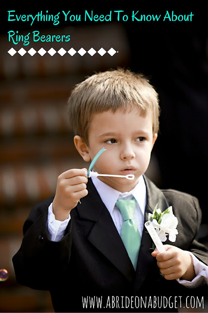 Everything You Need To Know About Ring Bearers