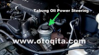 Tabung oli power steering