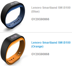 Lenovo Smartband is getting able to launch