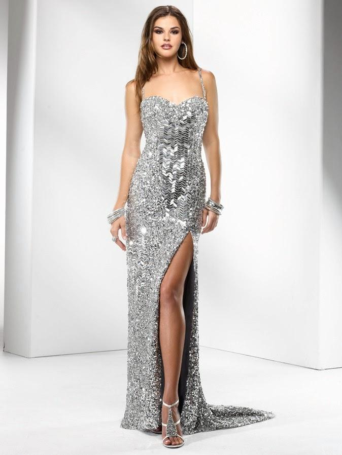 vestido prata com pedrarias por inteiro - dicas, fotos e modelos