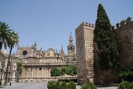 Conjunto Catedral y Alcázar de Sevilla