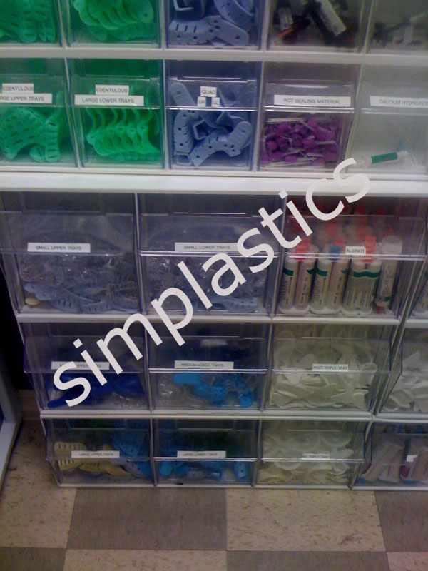 Simplastics Has Been Outfitting Dental Offices Across The Country With Our  Clear Tip Out Bins.