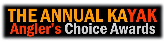 Kayak Angler Choice Awards