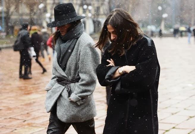 Winter Hat Street Style Trend