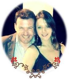Rodrigo Perini e Fernanda Guizi