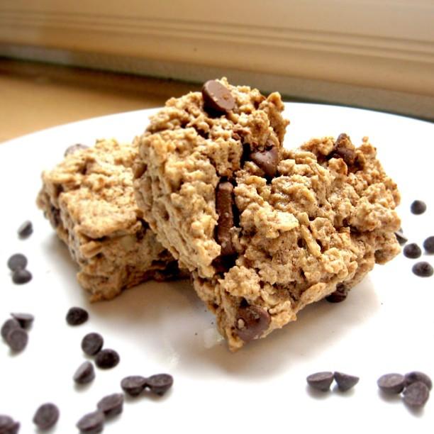 Always Learning: Chocolate Chip Cinnamon Oatmeal Cookie