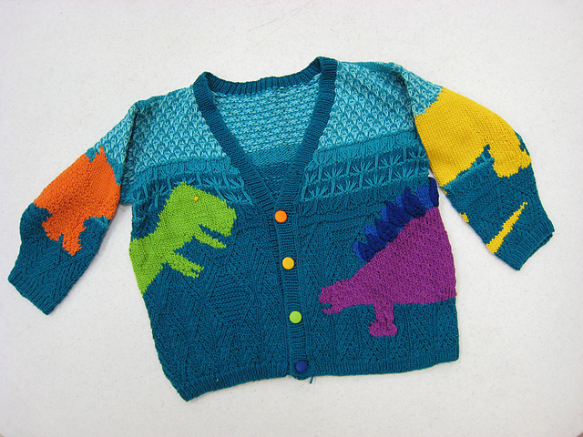 Yarn Lab Celebrate Jurassic World With 10 Free Dino Inspired Patterns