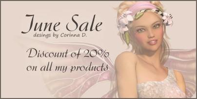 June Sale!!