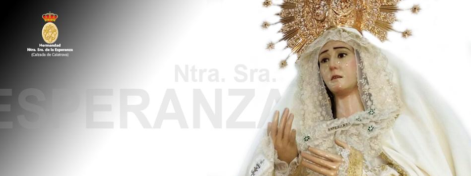 Hermandad Nuestra Señora de la Esperanza Web Oficial