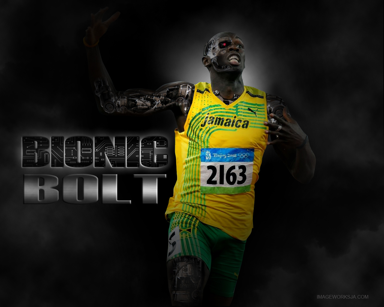 Tshirtguyj Usain Bolt Wallpapers