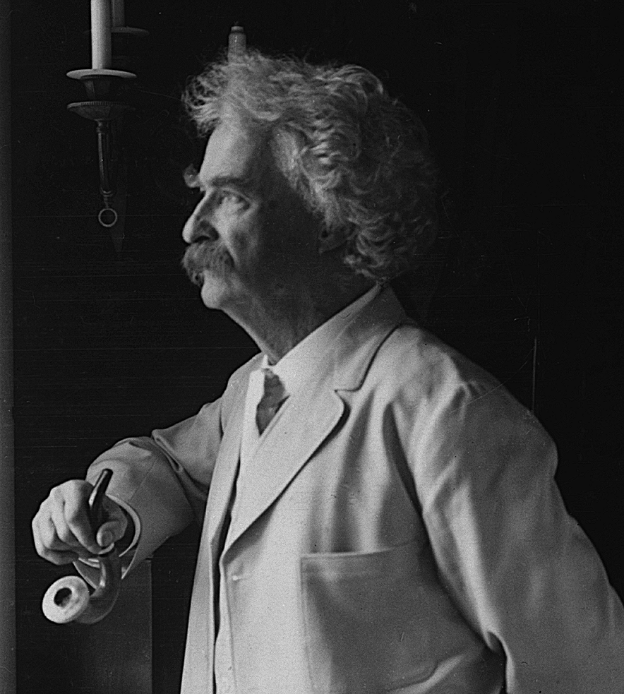 Bound:: Rare Film of Mark Twain by Thomas Edison Mark Twain