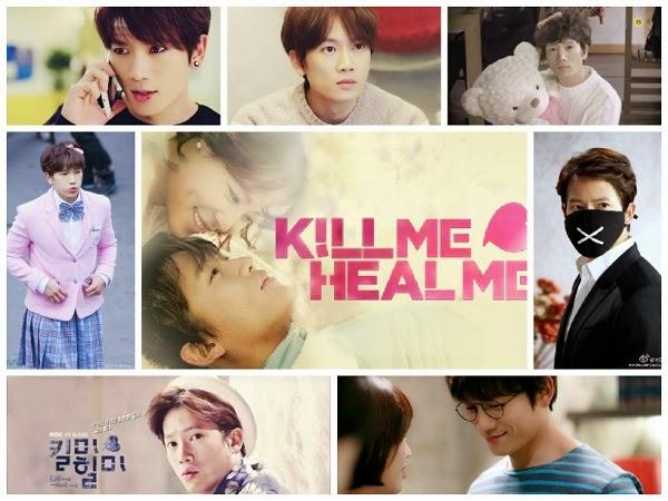 Kết quả hình ảnh cho kill me heal me