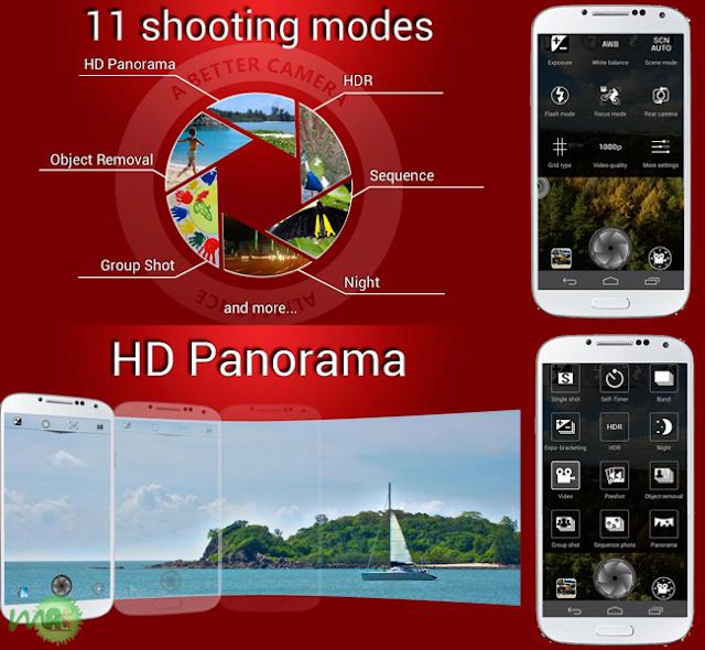 Download A Better Camera Unlocked Versi 3.36 Terbaru Gratis Untuk Android