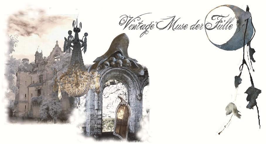 Vintage Muse der Fülle