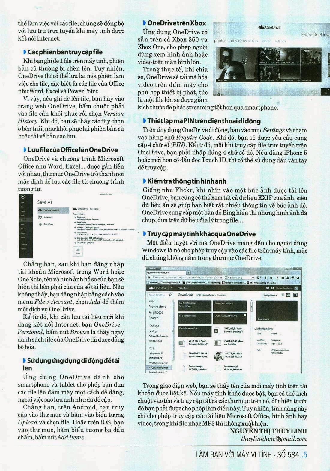 Làm Bạn Với Máy Vi Tính 584 tapchicntt.com