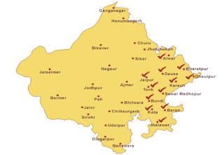 Rajasthan Vidyut Vitran Nigam Ltd (RVVNL) Duplicate Bill and Bill Payment Map