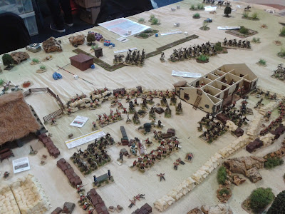 28mm Rorke's Drift participation game by Rotherham Wargames Society picture 5