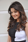 Kajal Agarwal Latest Photos at Yevadu Press meet-thumbnail-7