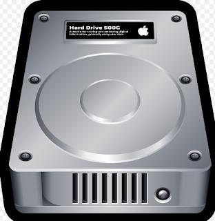 Mac OS X Hard Drive