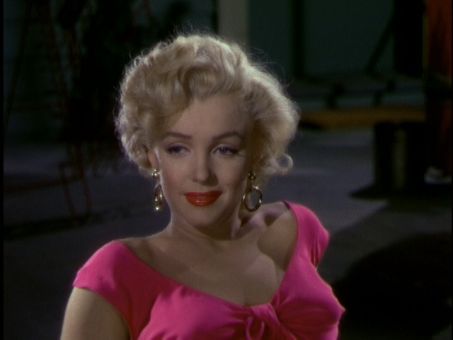 The Style Essentials--Marilyn Monroe is in the Pink for ...