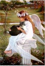 Engel und Katzen.....
