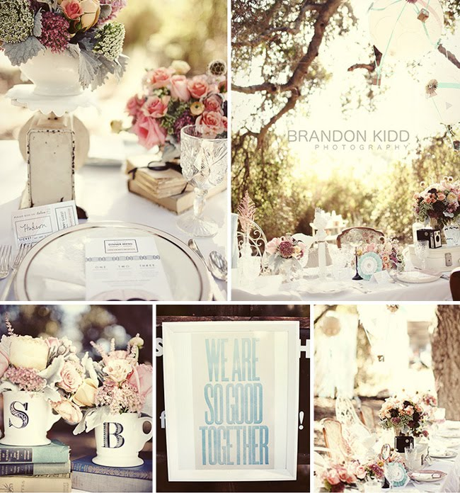 Vintage wedding decorations shadi pictures for Retro dekoration
