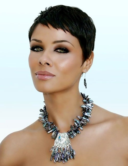 ... Trends and Ideas : Pixie Hairstyles for African American Women