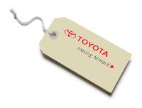 Daftar Harga Mobil Toyota di Jakarta Bulan Mei 2013