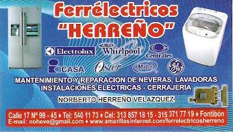 FERRELECTRICOS HERREÑO