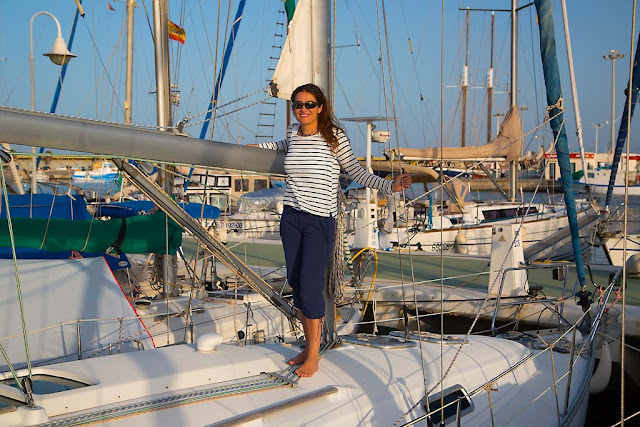 navegar por almeria