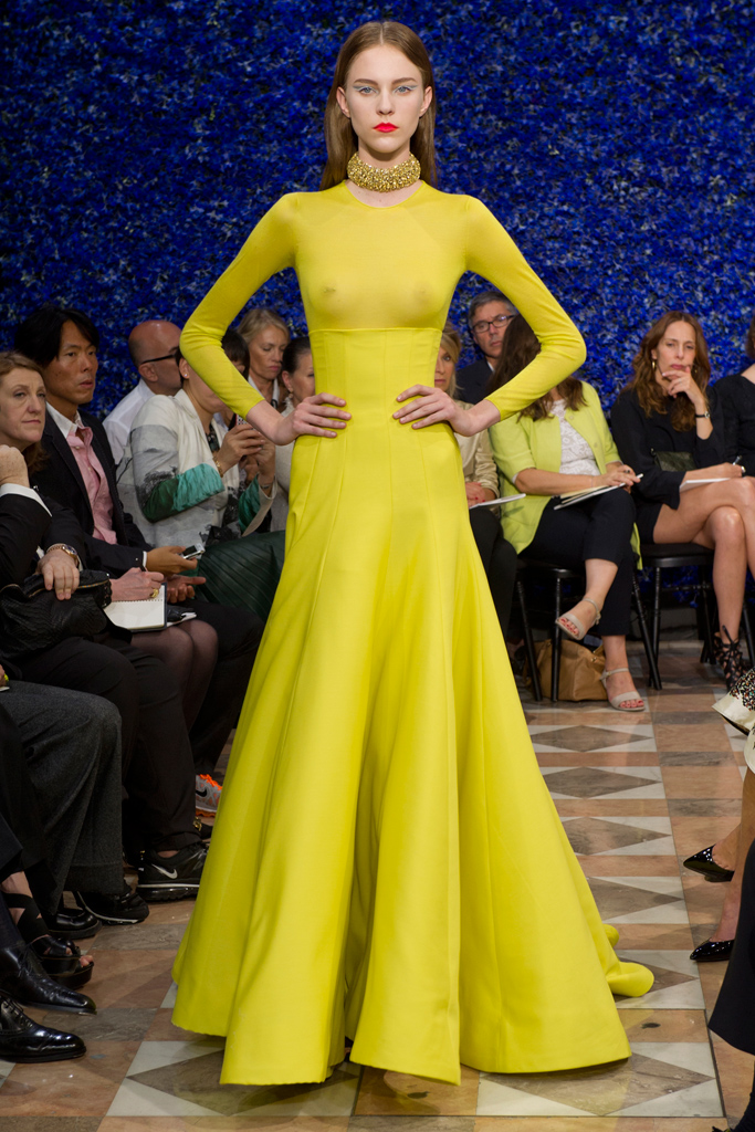 Christian Dior Haute Couture Fall/Winter 2012