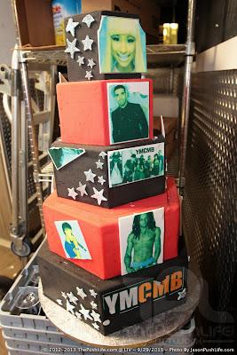 fotos de la tarta del 31 cumpleaños de lil wayne