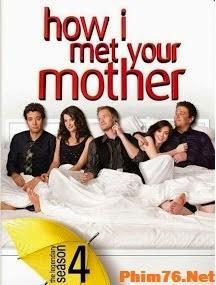 Câu Chuyện Tình Được Kể Lại 4 - How I Met Your Mother Season 4