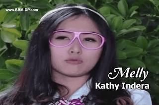 Foto Kathy Indera sebagai Melly di Anak Jalanan RCTI