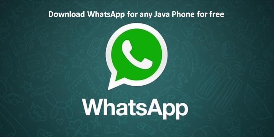 Whatsapp for Java Phon...