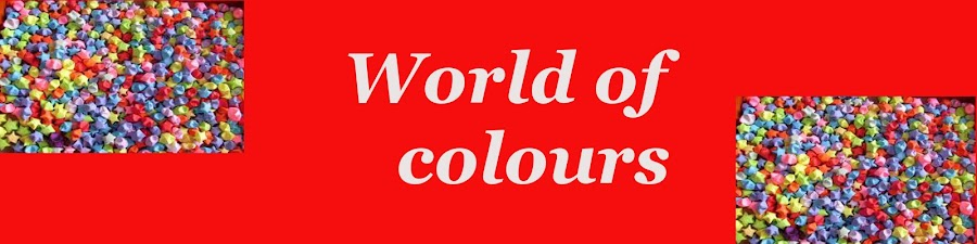 World of colours ♥