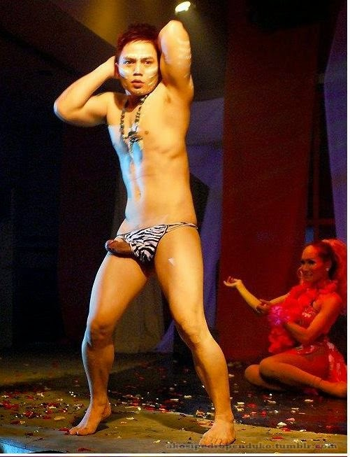 nude pinoy male dancers