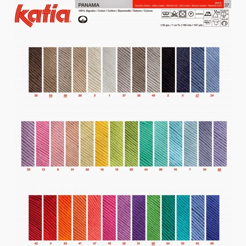 colores katia panama