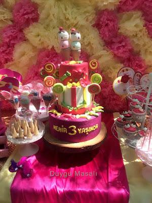 edirne 3 yaş butik pasta