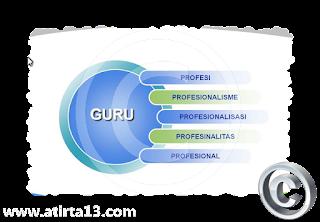 Kriteria Guru Penerima Tunjangan Profesi Guru ( TPG )