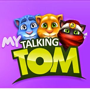 Game My Talking Tom v2.3.1 Apk cover by www.ifub.net
