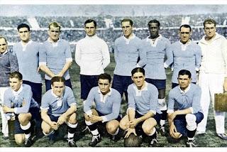 La Celeste, Uruguay en 1924