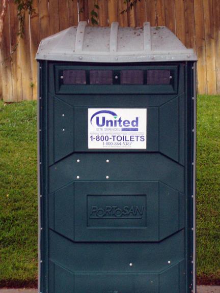United Portable Toilet : Mls final sun th new england revs v la galaxy page
