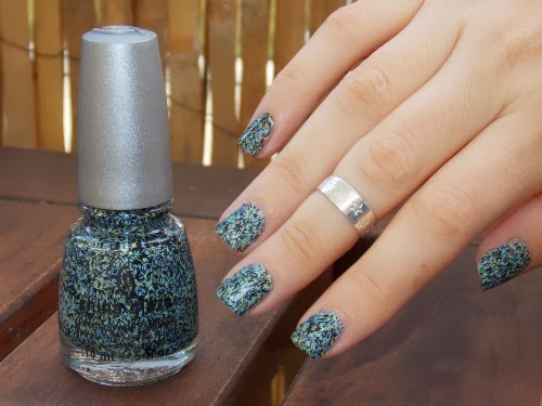 vernis nail polish flock together china glaze blog beauté psychosexy