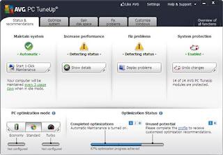 AVG PC Tuneup 12.0.4020.3