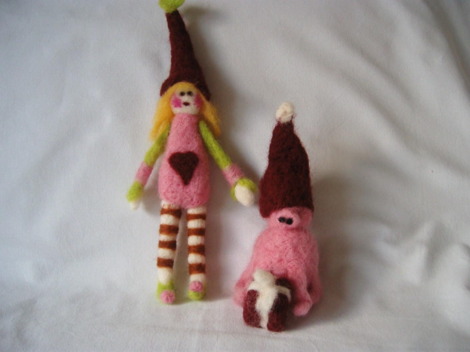 #A1772A Anbefalede Madam Zikzak: Filt For De Fllittige Gør Det Selv Julepynt Børn 5547 160012005547